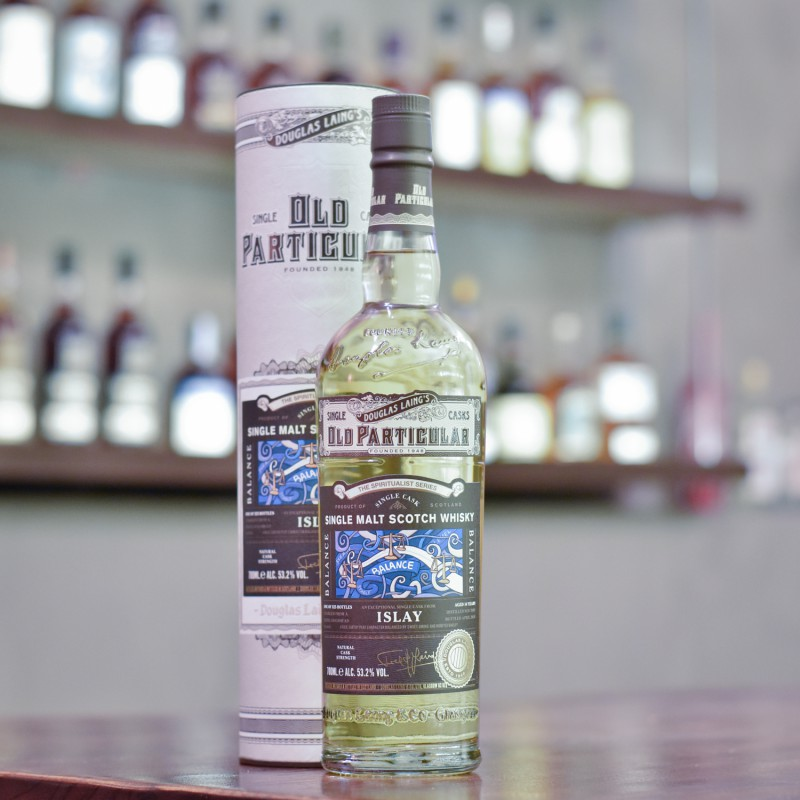 Old Particular - Islay 14 Year Old 2005 Cask DL 14031