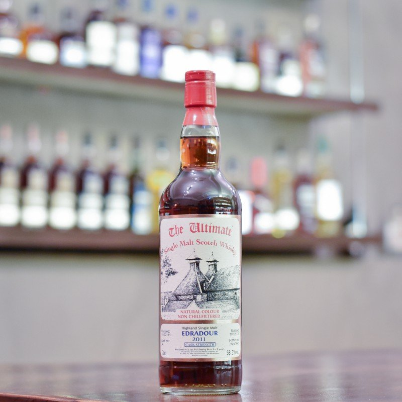 The Ultimate - Edradour 9 Year Old 2011 Cask 34