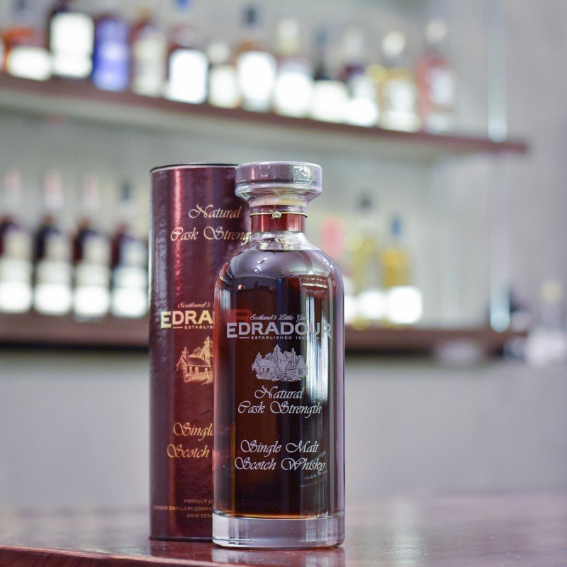 Edradour 12 Year Old 2008 Decanter Cask 140