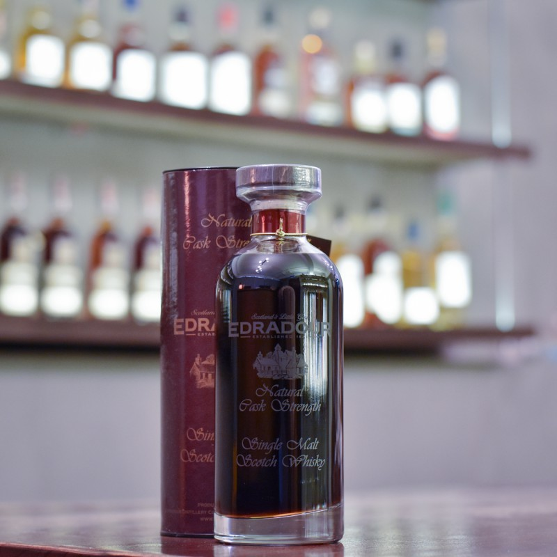 Edradour 12 Year Old 2009 Decanter Cask 8