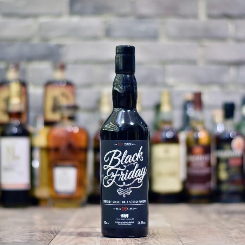 Elixir Distillers - Speyside 16 Year Old Black Friday for TWE