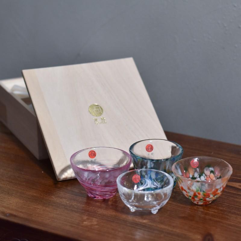 Sugahara Fujiyama Beer Glass