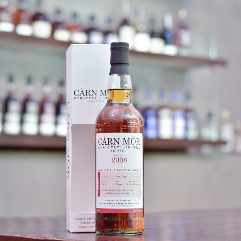 Carn Mor - Glen Elgin 11 Year Old 2008 Strictly Limited Edition