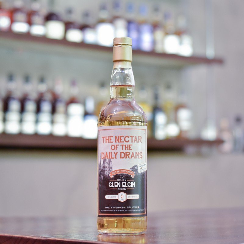 Daily Dram - Glen Elgin 21 Year Old 1995 Joint Bottling with The Whisky Agency