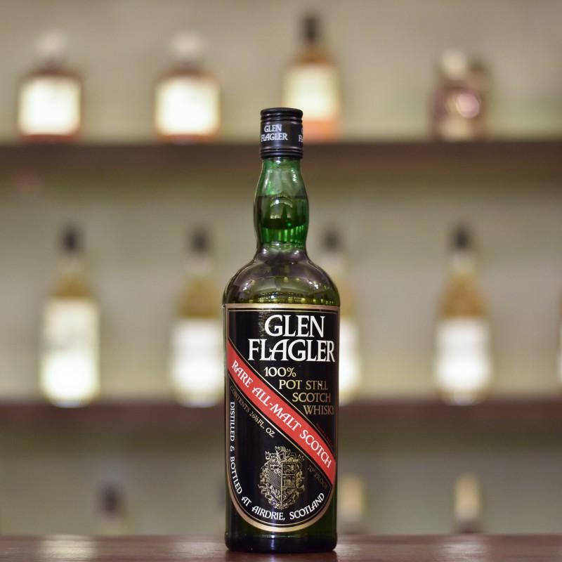 Glen Flagler - 1970s Bottling