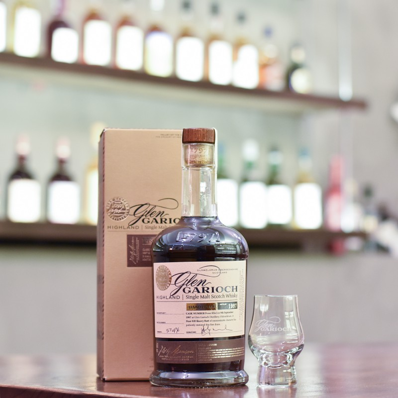 Glen Garioch 22 Year Old 1997 Hand-filled Cask 9