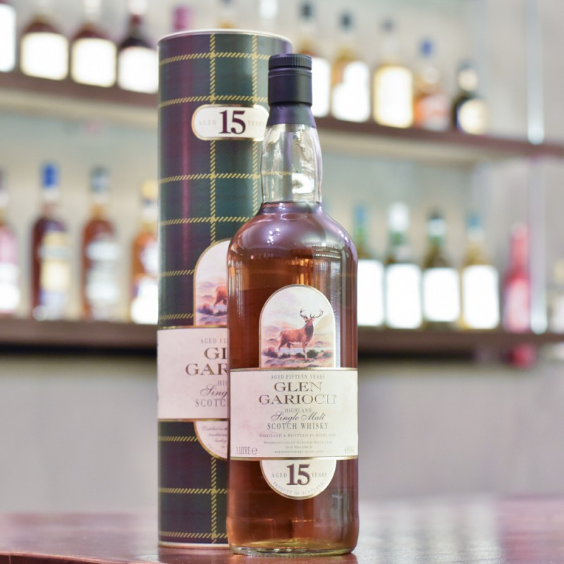 Glen Garioch 15 Year Old 2007 Release