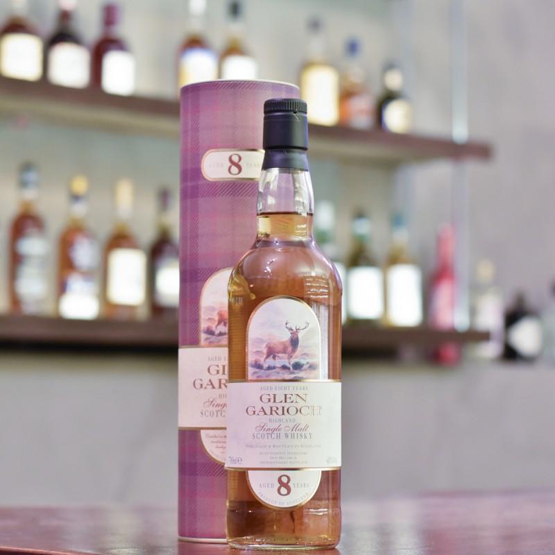 Glen Garioch 8 Year Old - Older Bottling