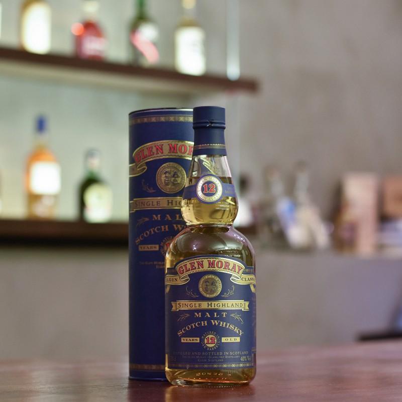 Glen Moray 12 Year Old - Older Bottling