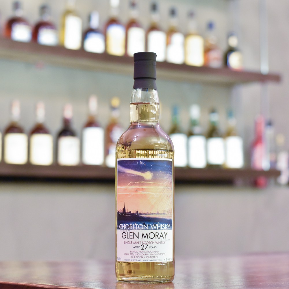 Chorlton Whisky - Glen Moray 27 Year Old