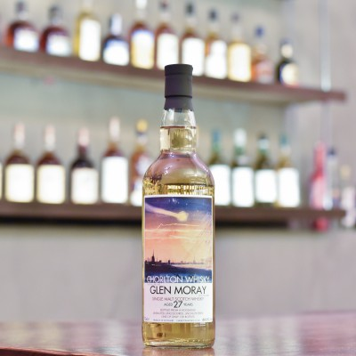 Chorlton Whisky - Glen Moray 27 Year Old