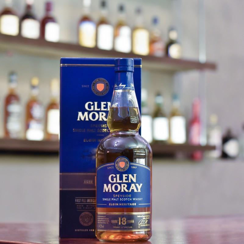 Glen Moray 18 Year Old