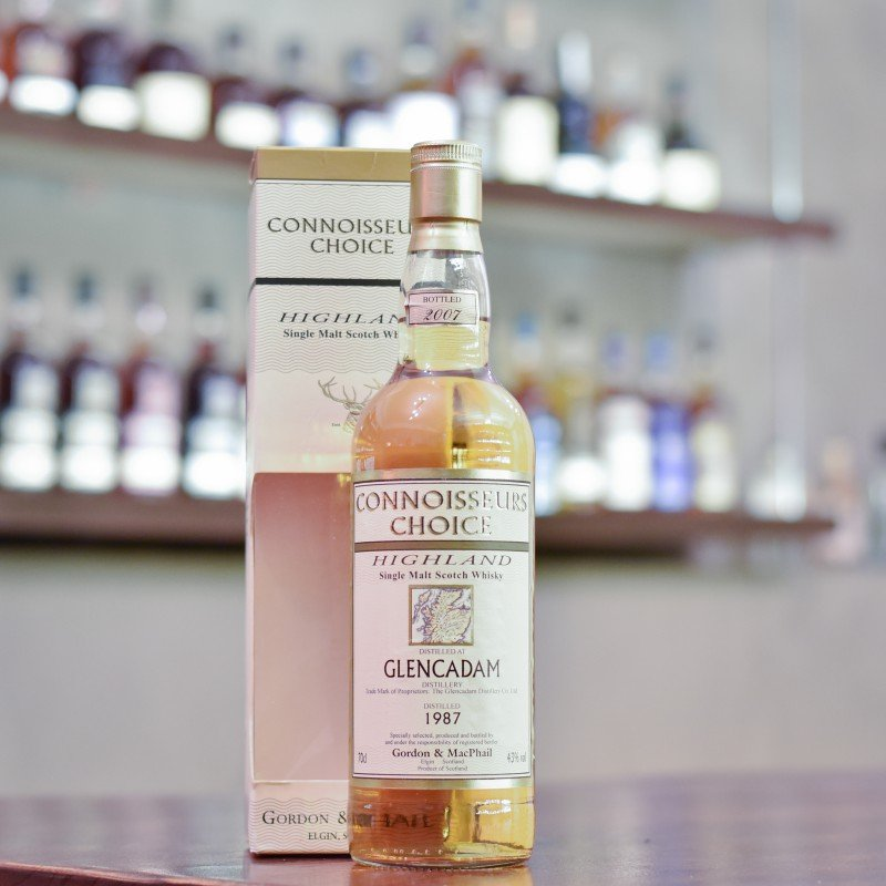 Gordon & MacPhail - Glencadam 20 Year Old 1987 Connoisseurs Choice
