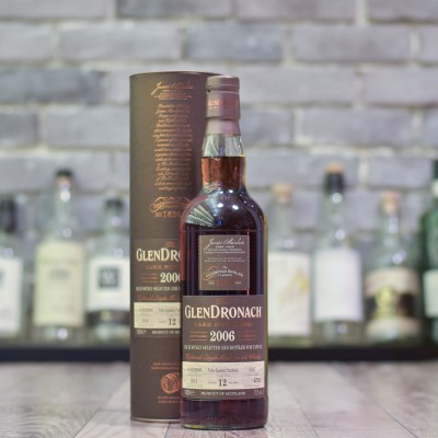 Glendronach 12 Year Old 2006 Cask 5537