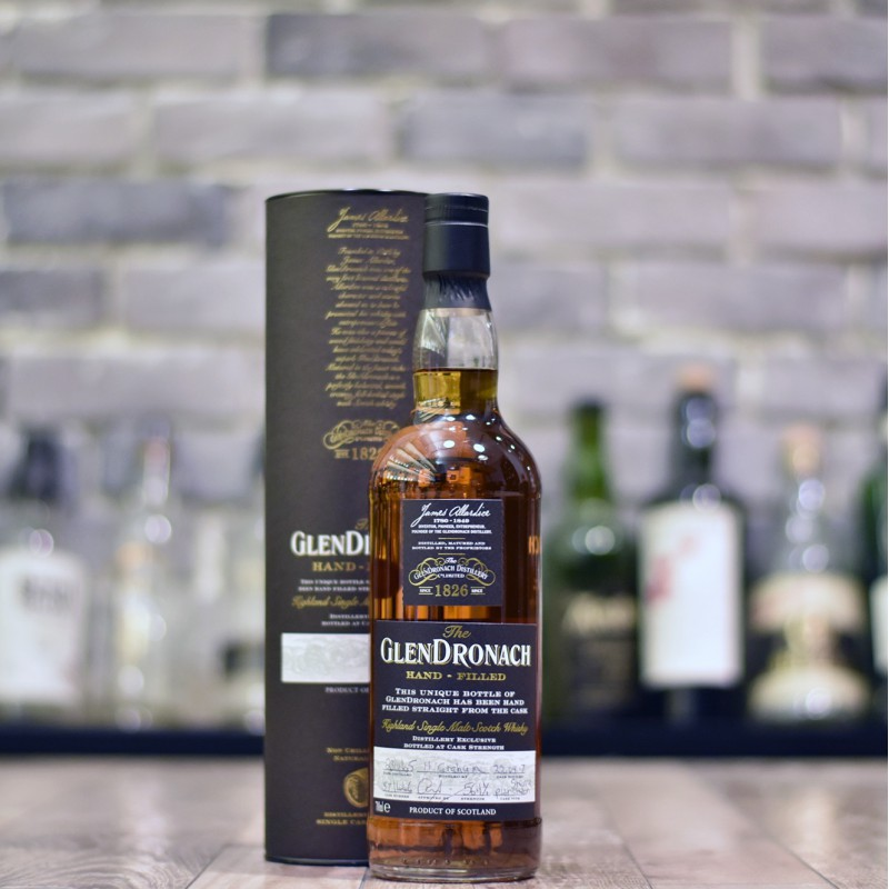 Glendronach 11 Year Old 2005 Hand-filled Sherry Cask 1446