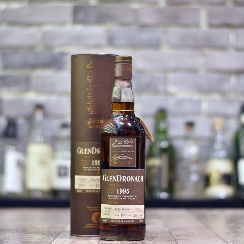 Glendronach 19 Year Old 1995 for LMDW Cask 4037