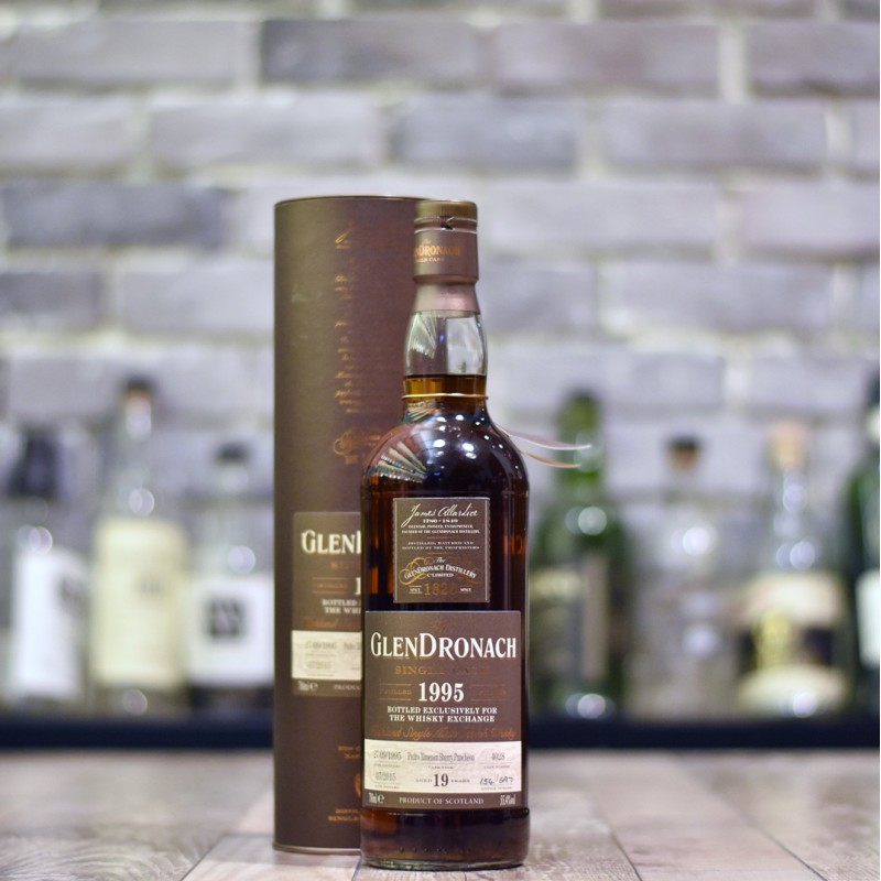 Glendronach 19 Year Old 1995 for TWE Cask 4028