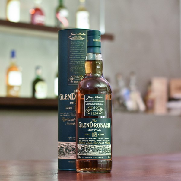 Glendronach 15 Year Old Revival 2018