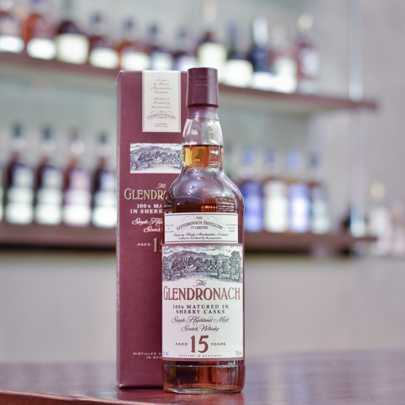 Glendronach 15 Year Old - 1990s Bottling