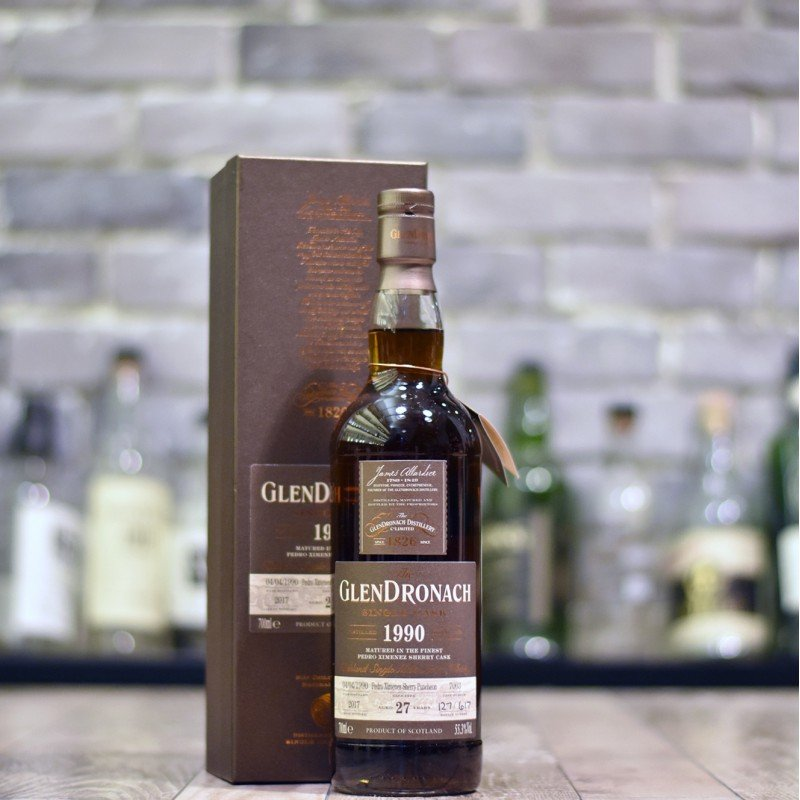 Glendronach 27 Year Old 1990 Batch 16 Cask 7003