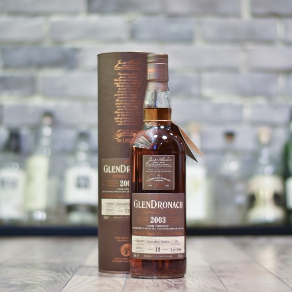 Glendronach 13 Year Old 2003 Taiwan Exclusive Cask 5950