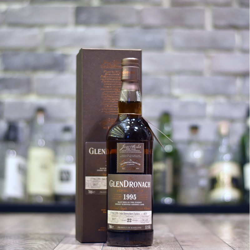 Glendronach 22 Year Old 1995 Batch 16 Cask 4038