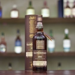 Glendronach 12 Year Old 2003 Yong Fu Liquor Store Cask 4081