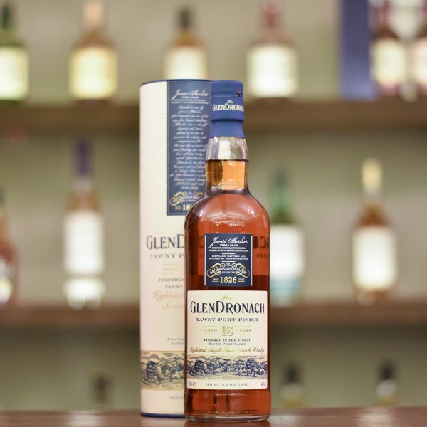 Glendronach 18 Year Old Tawny Port Finish