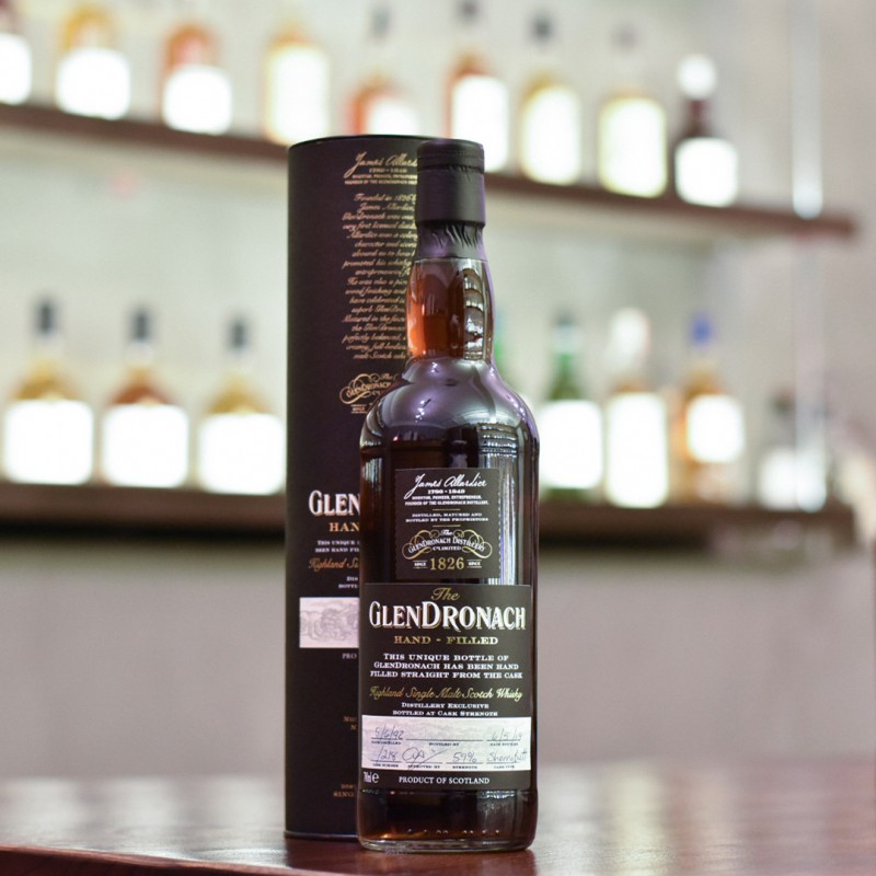 Glendronach 27 Year Old 1992 Hand-filled Cask 218