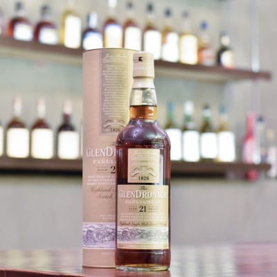 Glendronach 21 Year Old 2014 Release