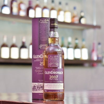 Glendronach 11 Year Old 2007 for Professional Danish Whisky Retailers