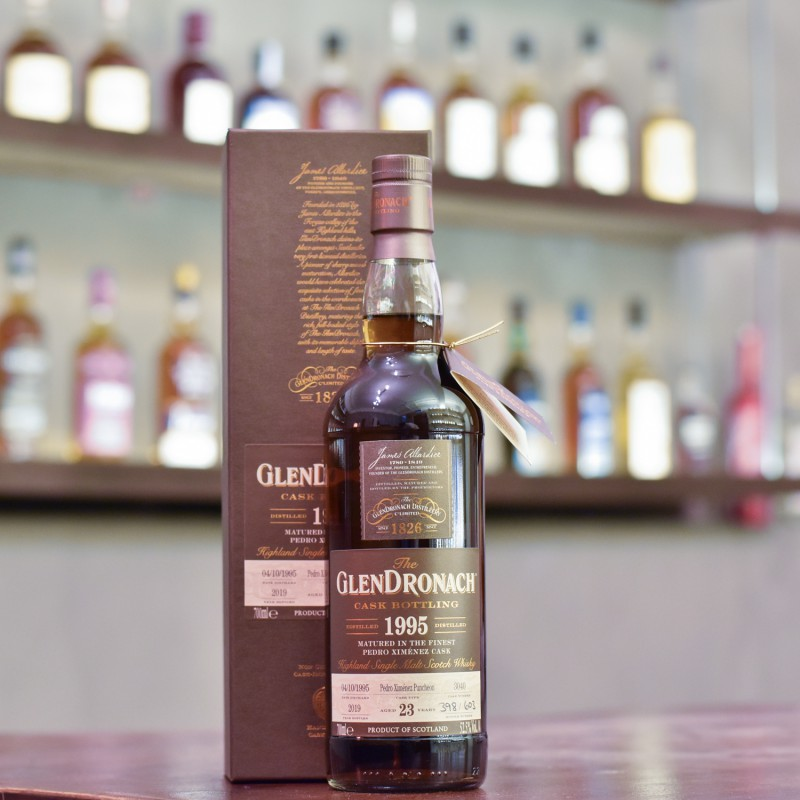 Glendronach 23 Year Old 1995 Batch 17 Cask 3040
