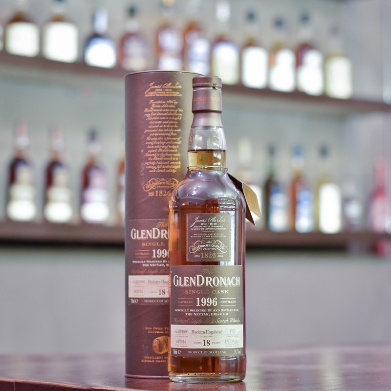 Glendronach 18 Year Old 1996 for The Nectar Cask 4767