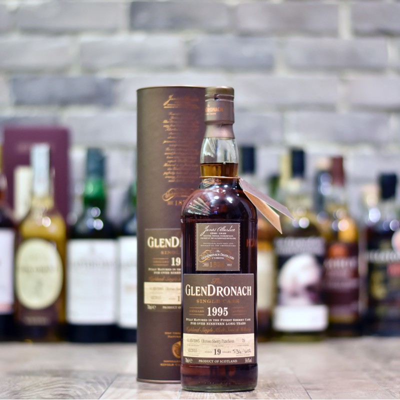 Glendronach 19 Year Old 1995 Cask 79