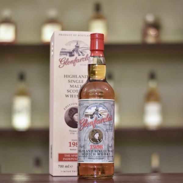 Glenfarclas 1988-2018 Limited Rare Bottling Edition N.22 Thomas Reid