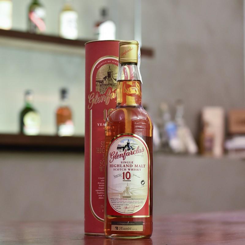 Glenfarclas 10 Year Old - Older Bottling
