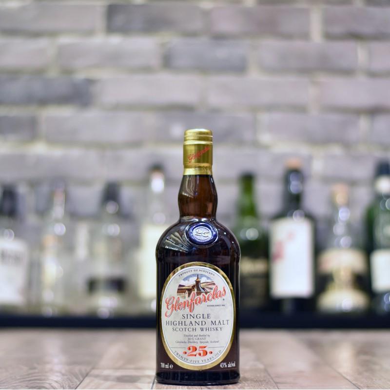 Glenfarclas 25 Year Old - Older Bottling