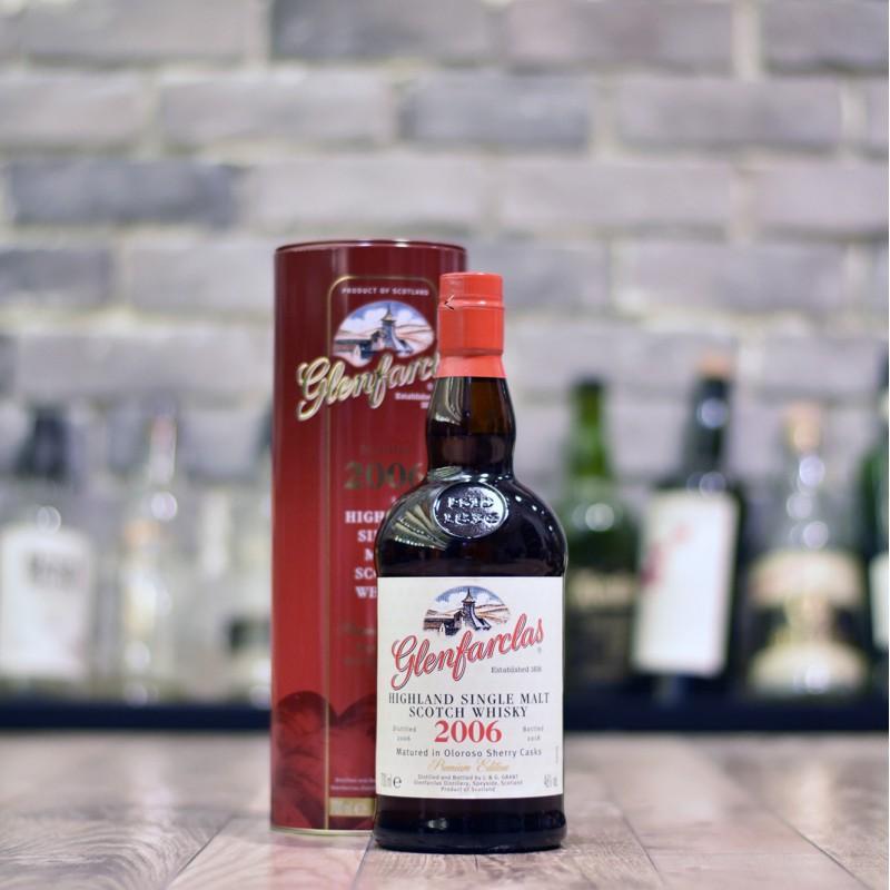 Glenfarclas 12 Year Old 2006 Oloroso Sherry Cask Premium Edition