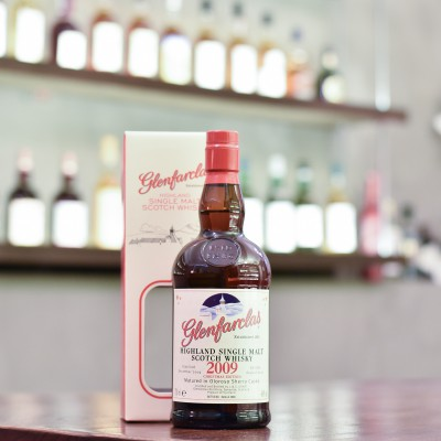 Glenfarclas 9 Year Old 2009 Christmas Edition 2019