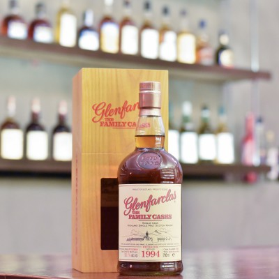 Glenfarclas 24 Year Old 1994 Family Cask 1581