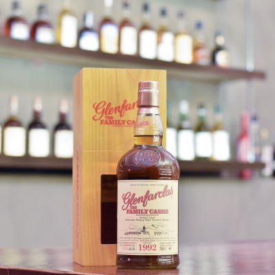 Glenfarclas 26 Year Old 1992 Family Cask 5984