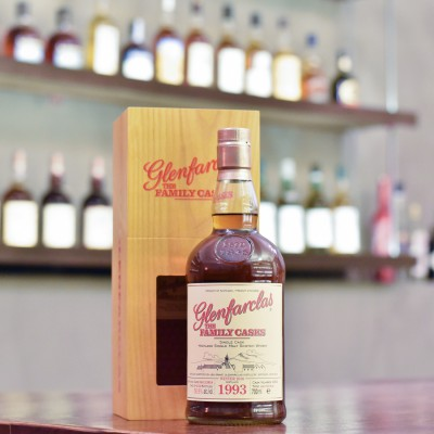 Glenfarclas 24 Year Old 1993 Family Cask 4662