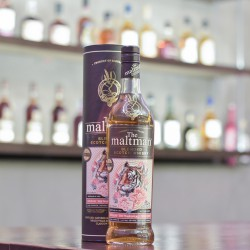The Malt Man - Wardhead 21 Year Old 1997 Tiger's Finest Selection