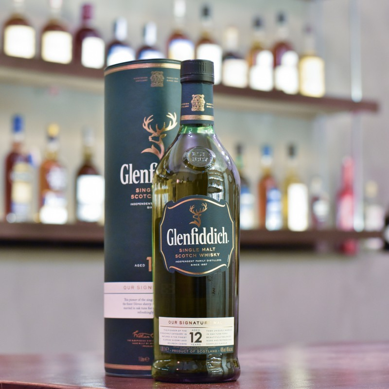 Glenfiddich 12 Year Old 1L