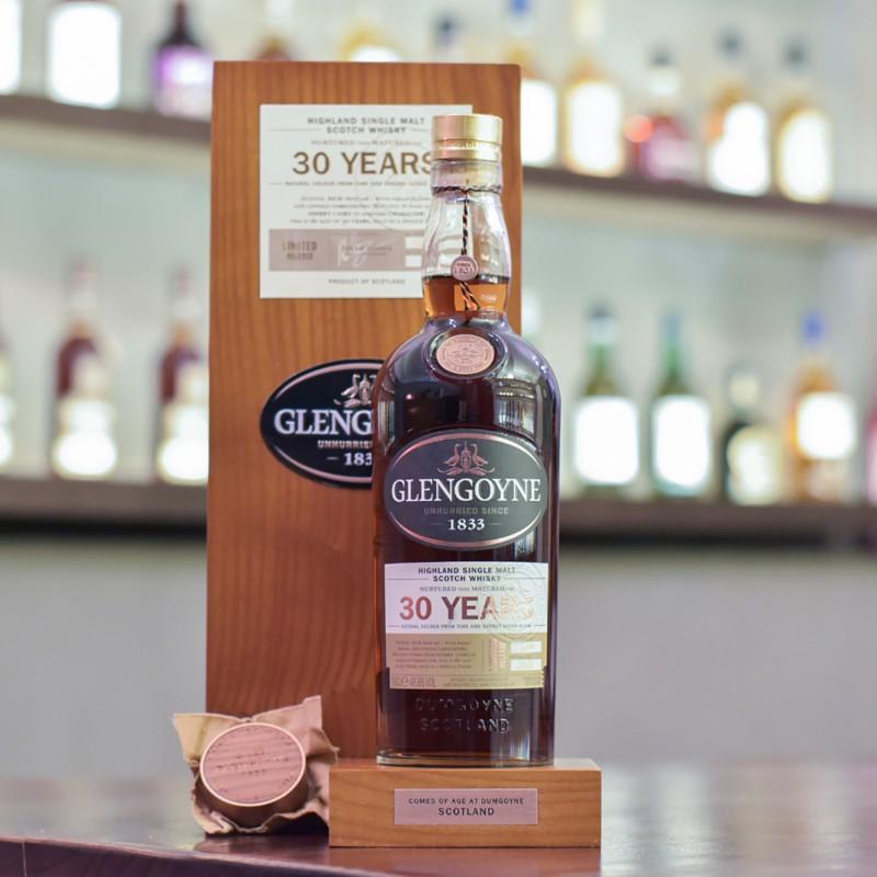 Glengoyne 30 Year Old Sherry Casks