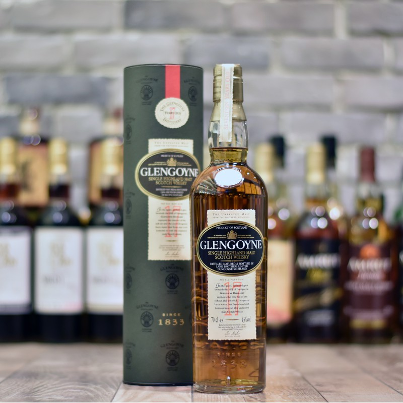 Glengoyne 17 Year Old - Older Bottling