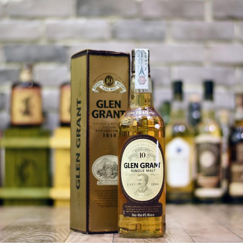 Glen Grant 10 Year Old - Older Bottling