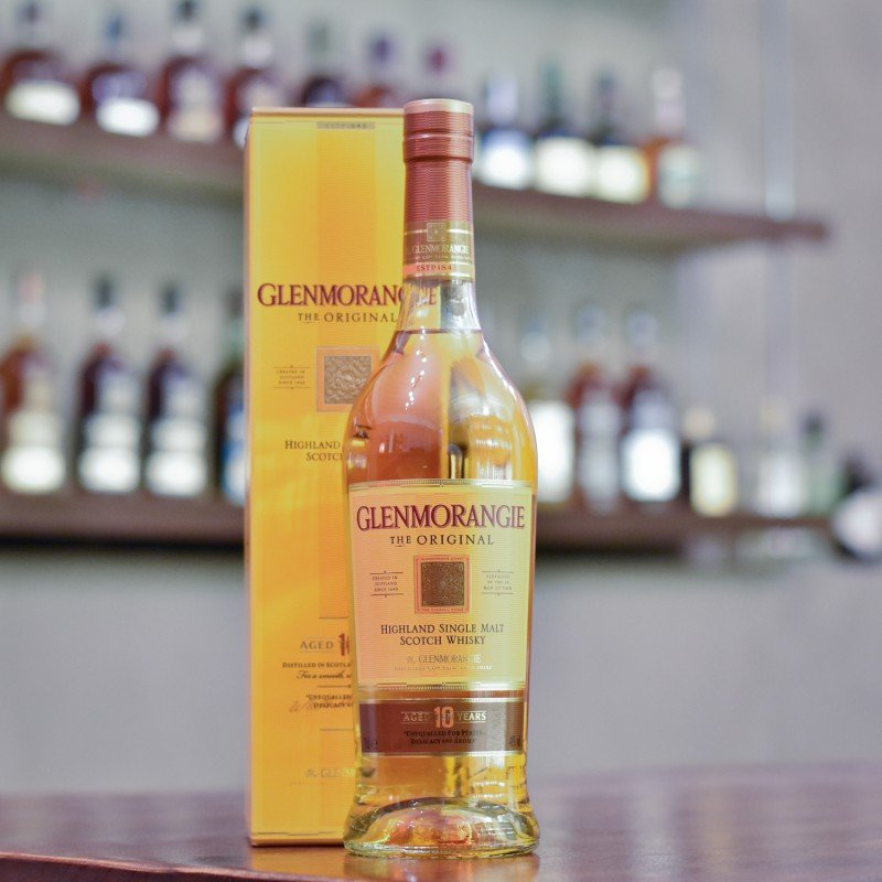 Glenmorangie 10 Year Old