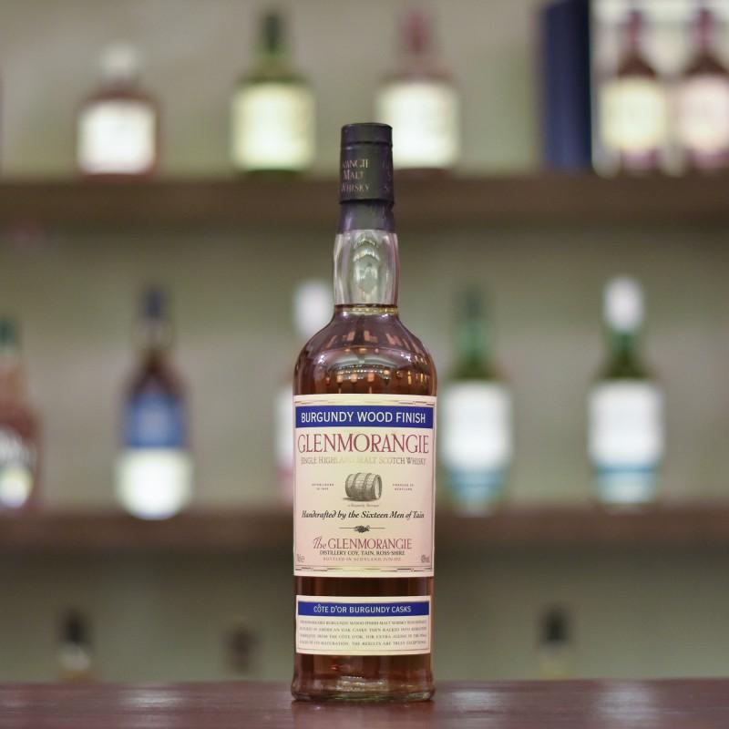 Glenmorangie - Cote D'or Burgundy Casks Finish