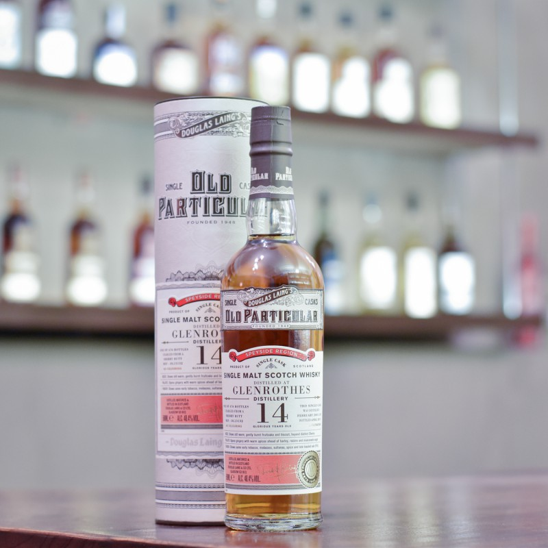 Old Particular - Glenrothes 14 Year Old 2005 Cask DL 13132